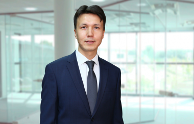 Meirzhan Yussupov has been appointed Chairman of the Management Board of «NC «KAZAKH INVEST» JSC